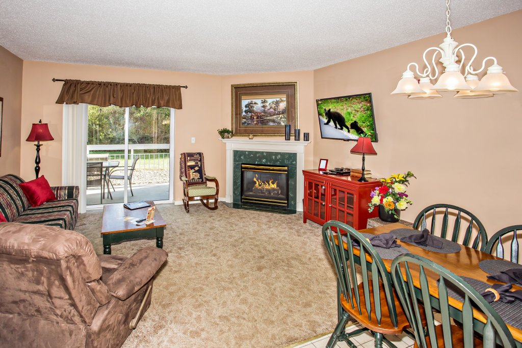 Photo of a Pigeon Forge Condo named Whispering Pines 311 - This is the seventh photo in the set.