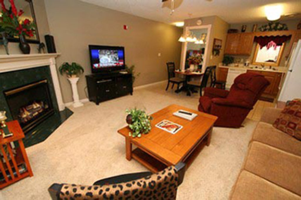 Photo of a Pigeon Forge Condo named Whispering Pines 351 - This is the ninth photo in the set.