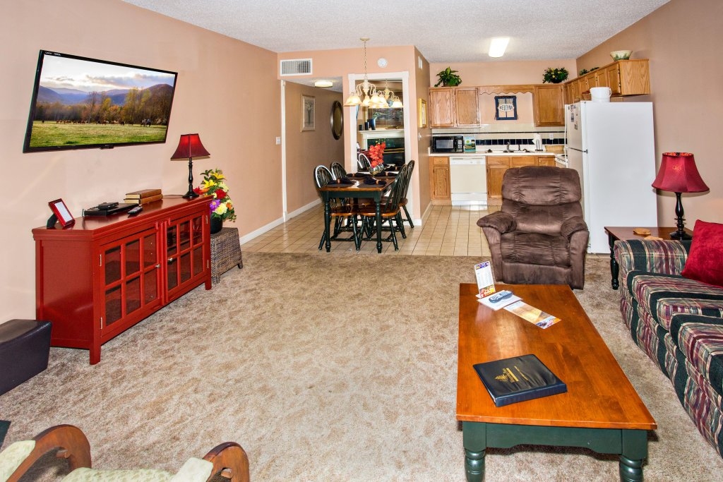Photo of a Pigeon Forge Condo named Whispering Pines 311 - This is the first photo in the set.