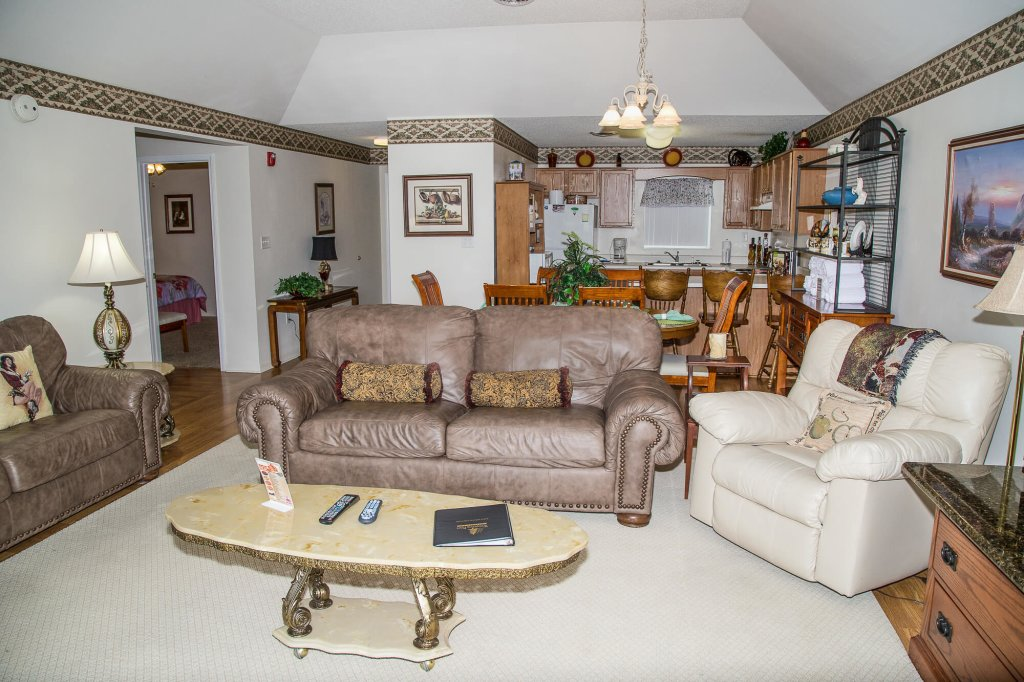 Photo of a Pigeon Forge Condo named Whispering Pines 554 - This is the second photo in the set.