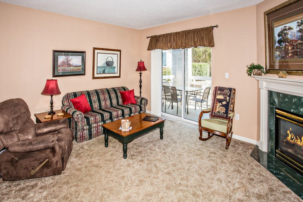 Photo of a Pigeon Forge Condo named Whispering Pines 311 - This is the second photo in the set.