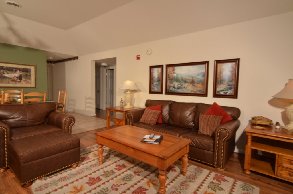 Photo of a Pigeon Forge Condo named Whispering Pines 551 - This is the second photo in the set.