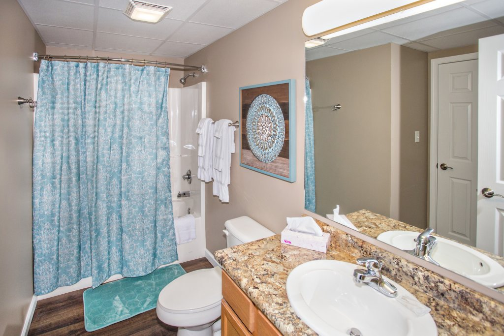 Photo of a Pigeon Forge Condo named Whispering Pines 541 - This is the thirteenth photo in the set.