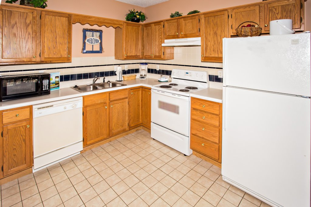 Photo of a Pigeon Forge Condo named Whispering Pines 311 - This is the third photo in the set.