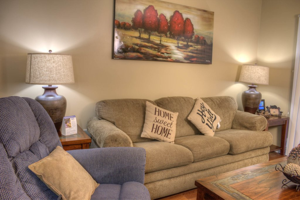 Photo of a Pigeon Forge Condo named Whispering Pines 341 - This is the twelfth photo in the set.