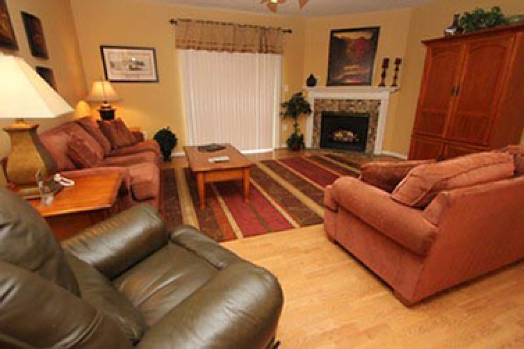 Photo of a Pigeon Forge Condo named Whispering Pines 644 - This is the thirteenth photo in the set.