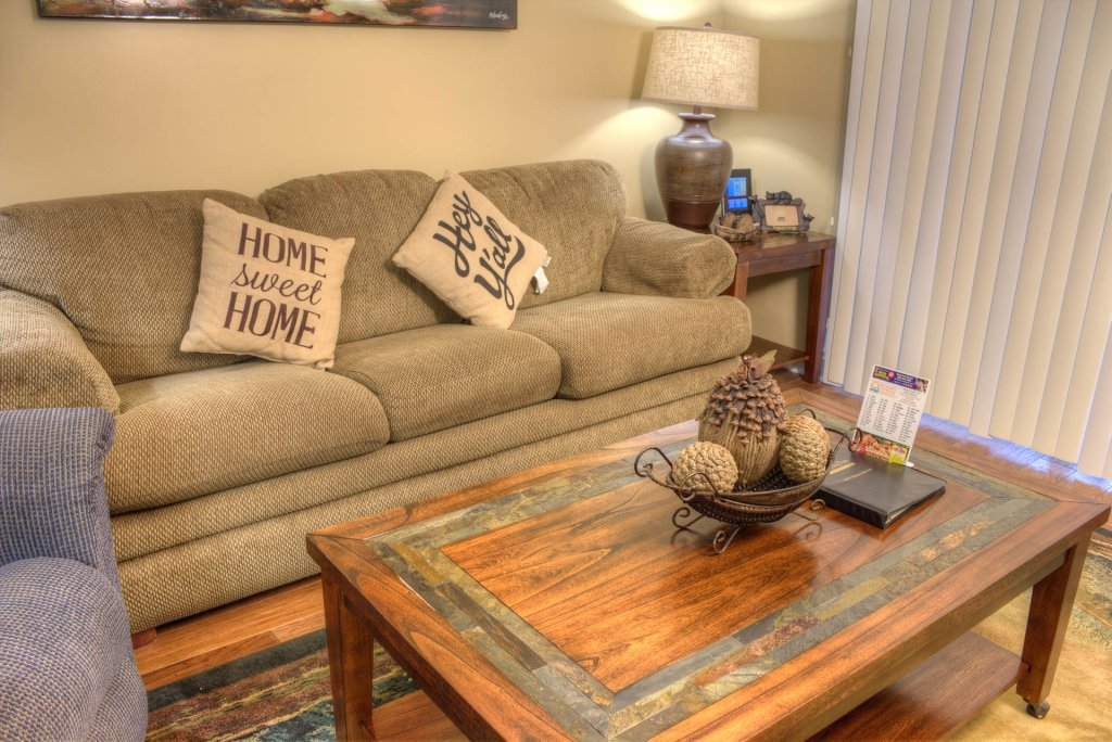Photo of a Pigeon Forge Condo named Whispering Pines 341 - This is the second photo in the set.