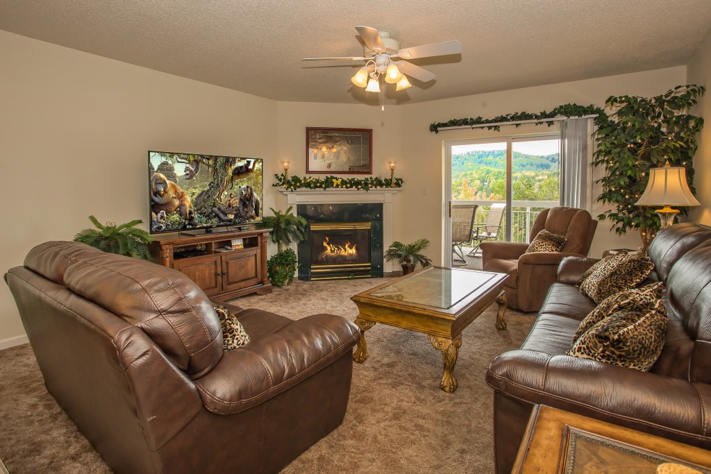 Photo of a Pigeon Forge Condo named Whispering Pines 643 - This is the first photo in the set.