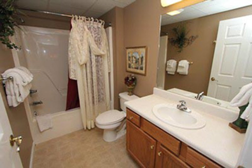Photo of a Pigeon Forge Condo named Whispering Pines 252 - This is the ninth photo in the set.