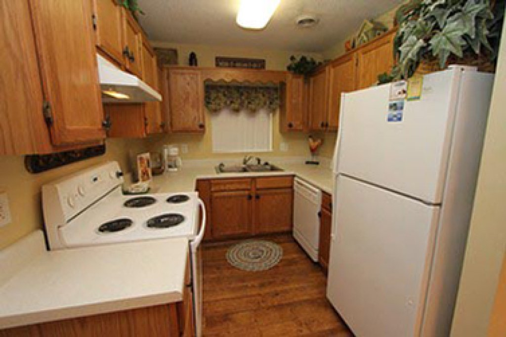 Photo of a Pigeon Forge Condo named Whispering Pines 252 - This is the seventh photo in the set.