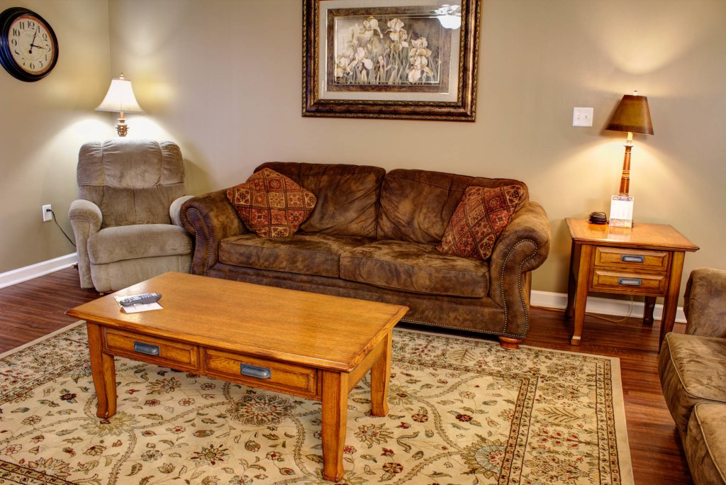 Photo of a Pigeon Forge Condo named Whispering Pines 534 - This is the third photo in the set.