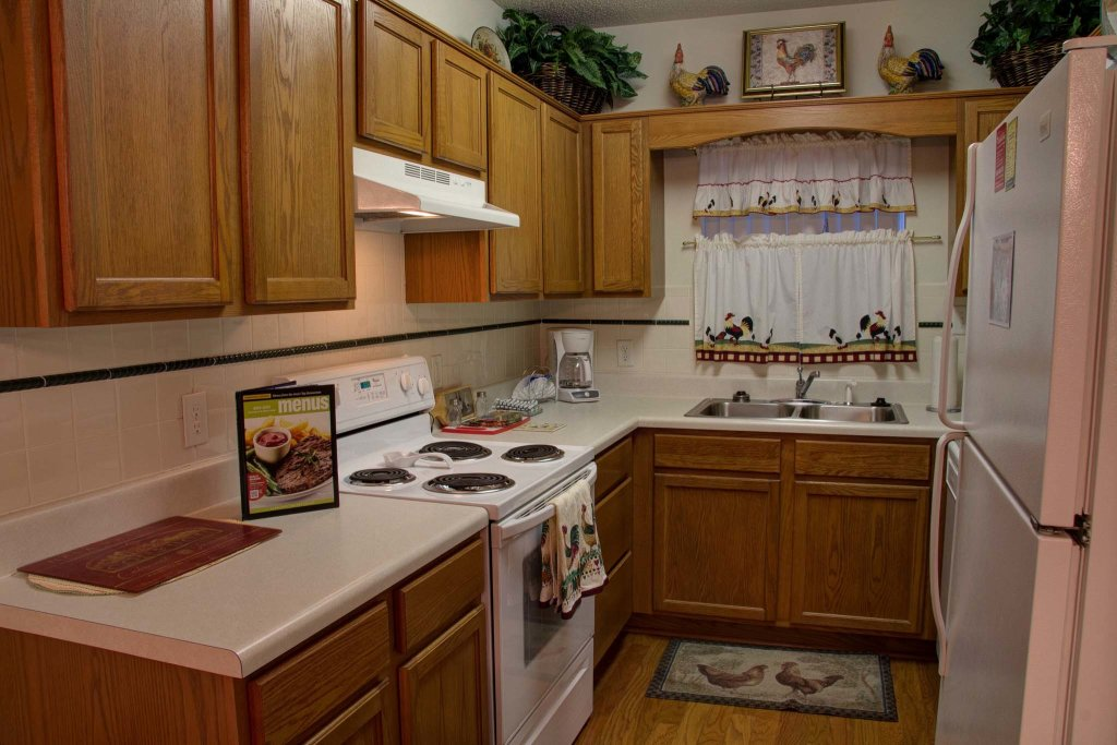 Photo of a Pigeon Forge Condo named Whispering Pines 511 - This is the eleventh photo in the set.