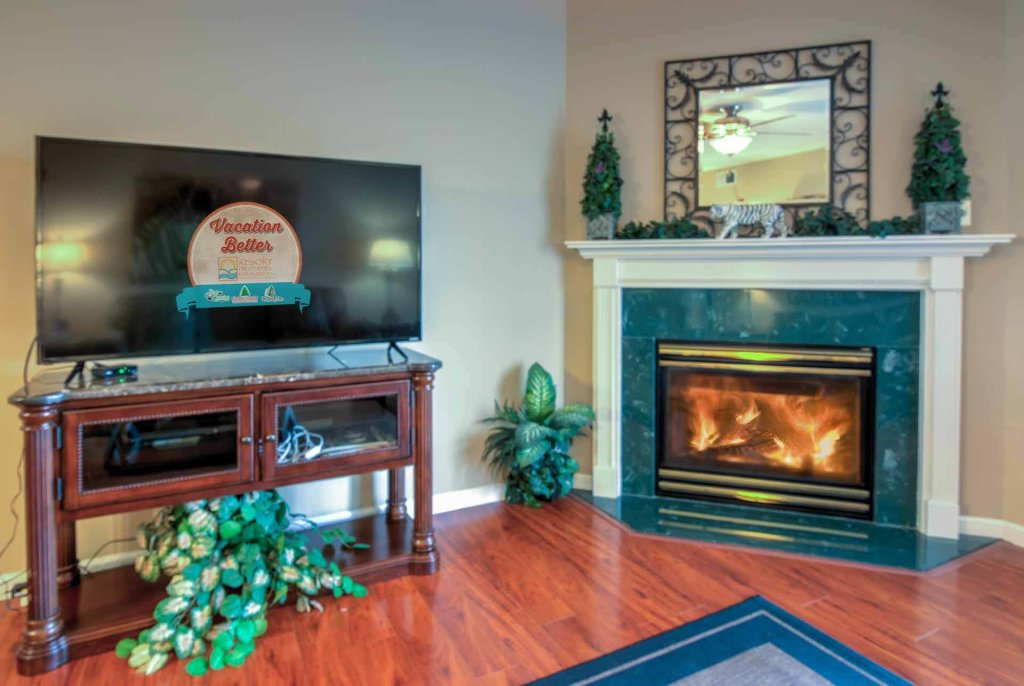 Photo of a Pigeon Forge Condo named Whispering Pines 213 - This is the third photo in the set.
