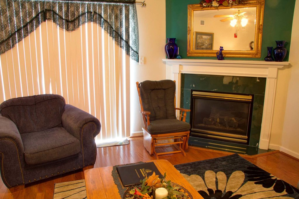 Photo of a Pigeon Forge Condo named Whispering Pines 511 - This is the second photo in the set.