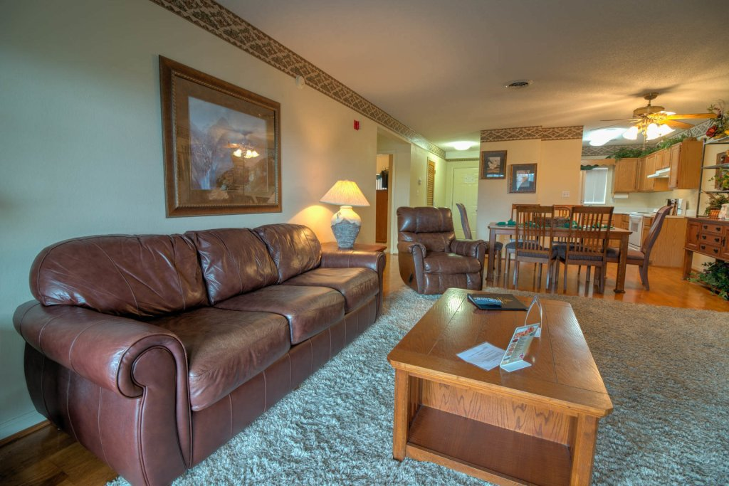 Photo of a Pigeon Forge Condo named Whispering Pines 253 - This is the fifteenth photo in the set.