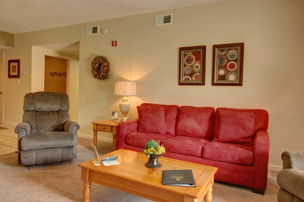 Photo of a Pigeon Forge Condo named Whispering Pines 414 - This is the forty-ninth photo in the set.