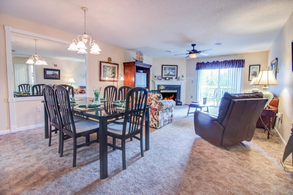 Photo of a Pigeon Forge Condo named Whispering Pines 354 - This is the forty-third photo in the set.