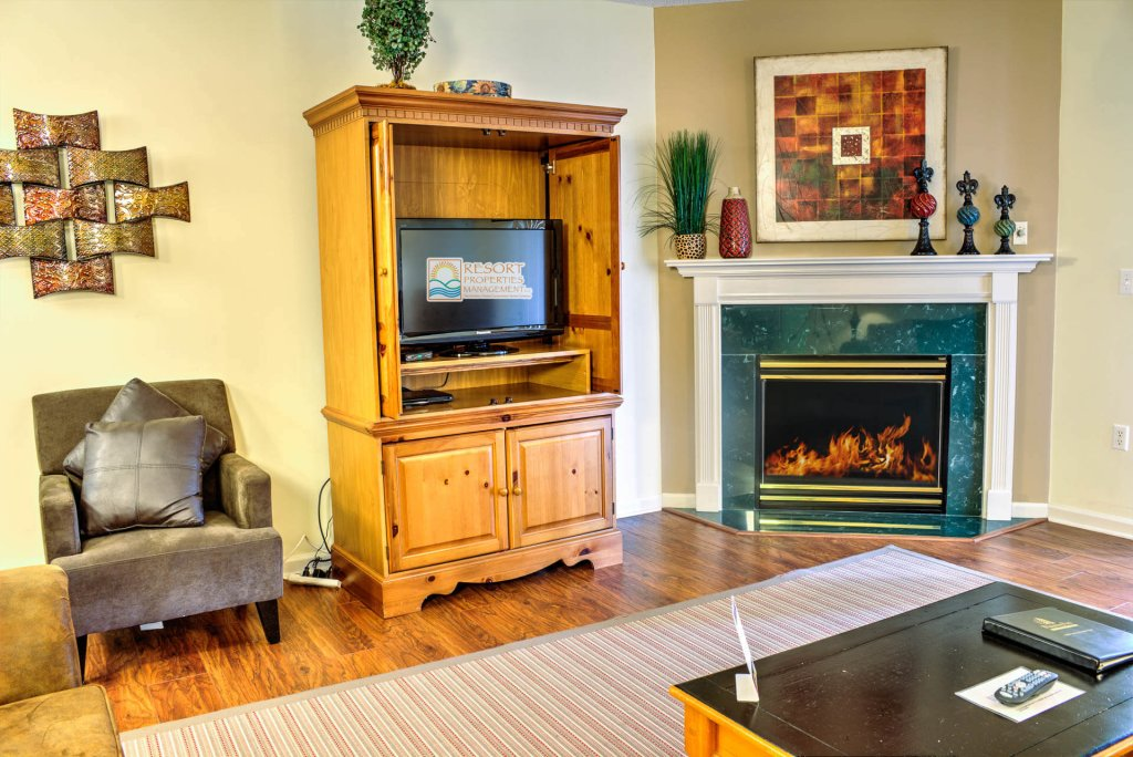 Photo of a Pigeon Forge Condo named Whispering Pines 233 - This is the fourth photo in the set.