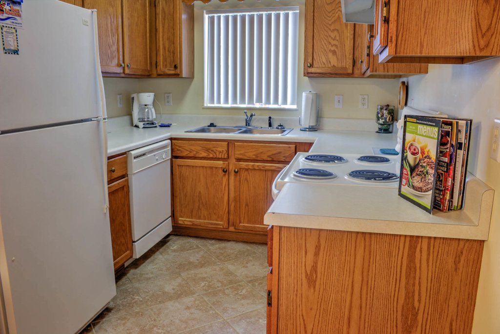 Photo of a Pigeon Forge Condo named Whispering Pines 233 - This is the second photo in the set.
