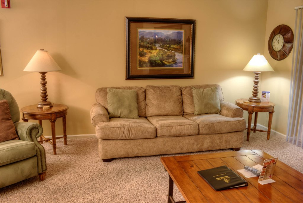 Photo of a Pigeon Forge Condo named Whispering Pines 343 - This is the third photo in the set.