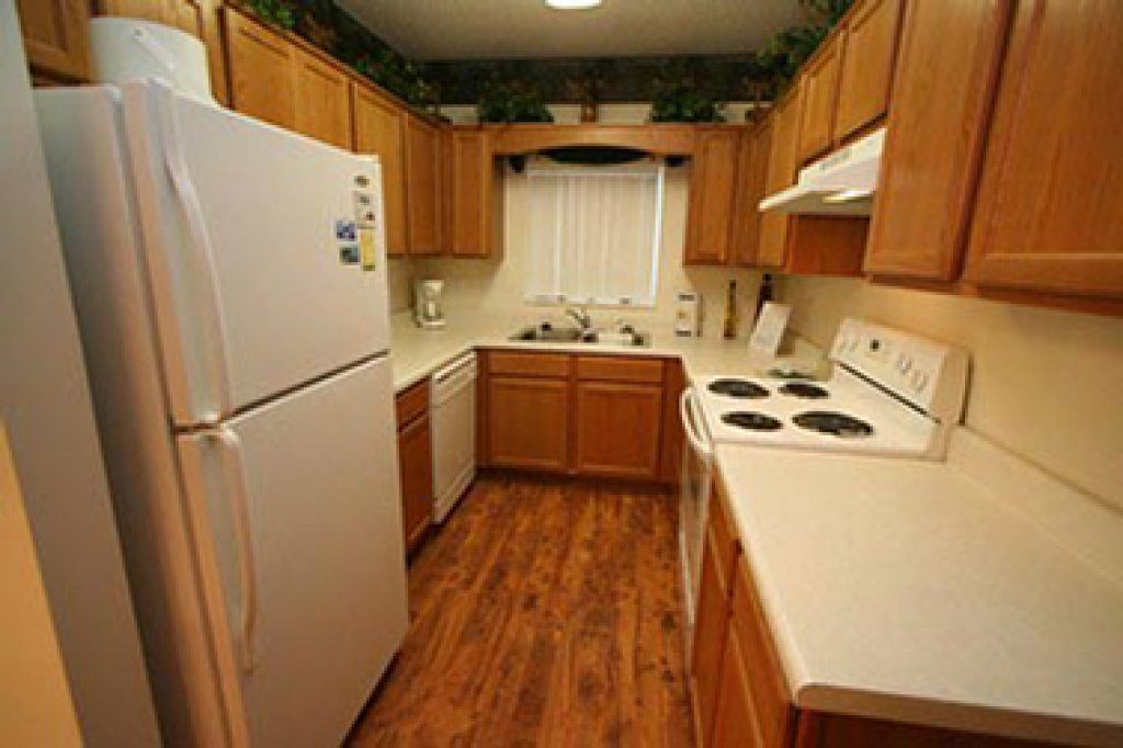 Photo of a Pigeon Forge Condo named Whispering Pines 641 - This is the fourth photo in the set.