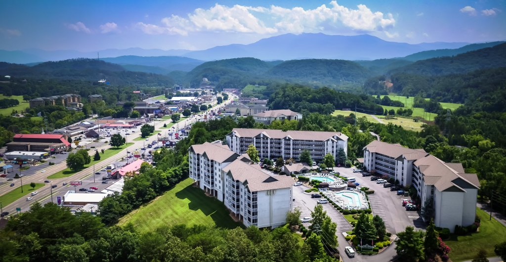 Photo of a Pigeon Forge Condo named Whispering Pines 454 - This is the fortieth photo in the set.