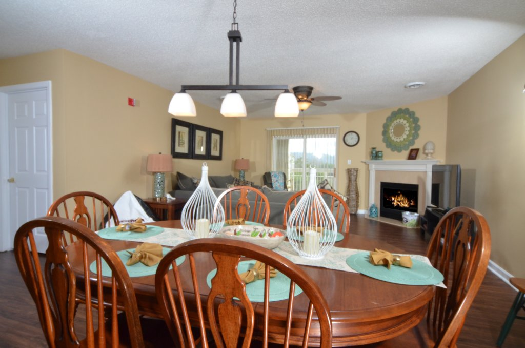 Photo of a Pigeon Forge Condo named Whispering Pines 454 - This is the sixth photo in the set.