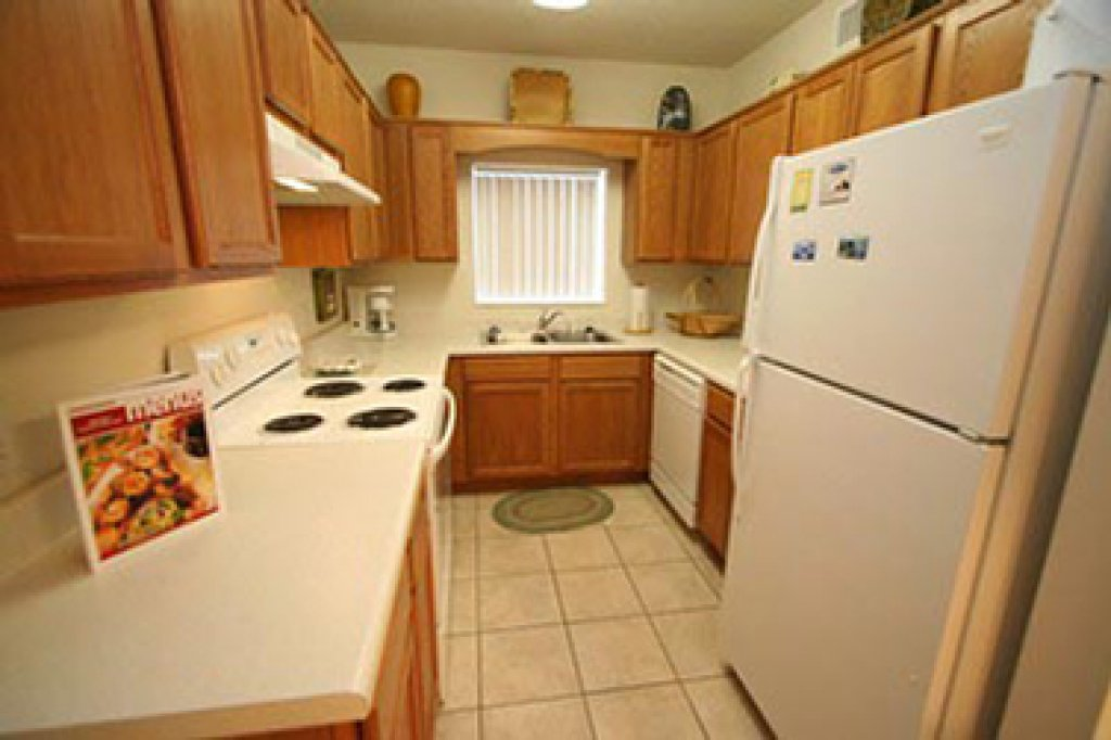 Photo of a Pigeon Forge Condo named Whispering Pines 513 - This is the fifth photo in the set.