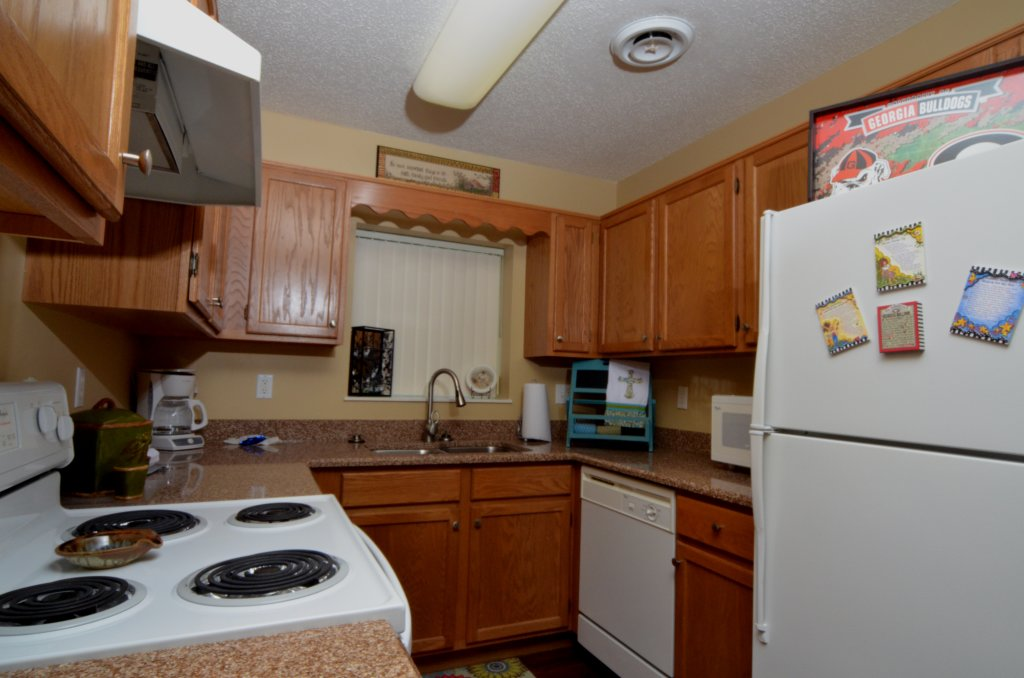 Photo of a Pigeon Forge Condo named Whispering Pines 454 - This is the fifth photo in the set.