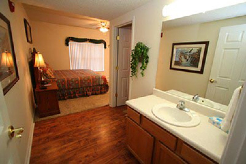 Photo of a Pigeon Forge Condo named Whispering Pines 641 - This is the eighth photo in the set.
