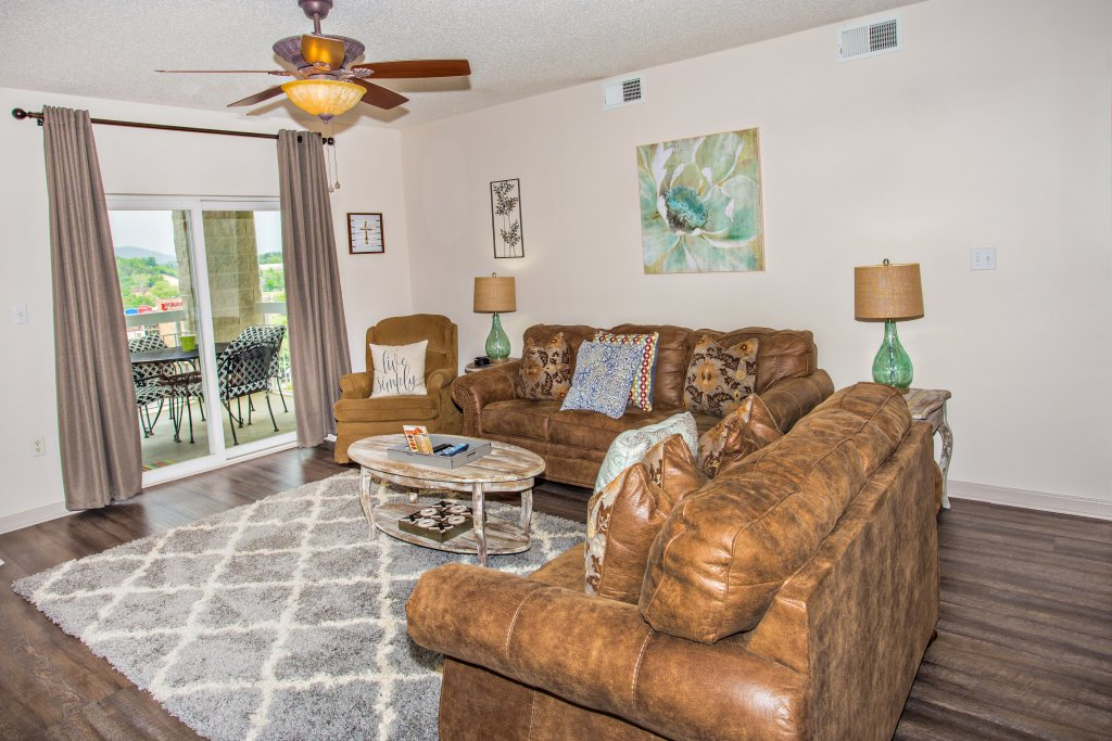 Photo of a Pigeon Forge Condo named Whispering Pines 132 - This is the fourth photo in the set.