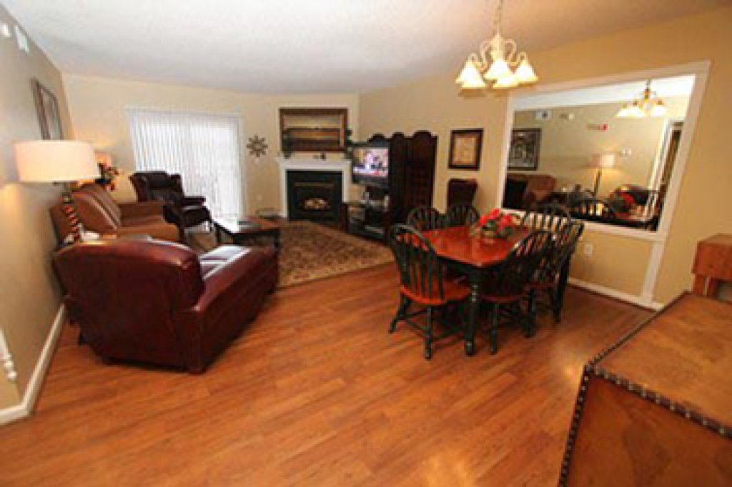 Photo of a Pigeon Forge Condo named Whispering Pines 244 - This is the thirteenth photo in the set.