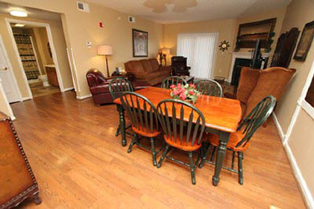 Photo of a Pigeon Forge Condo named Whispering Pines 244 - This is the seventh photo in the set.