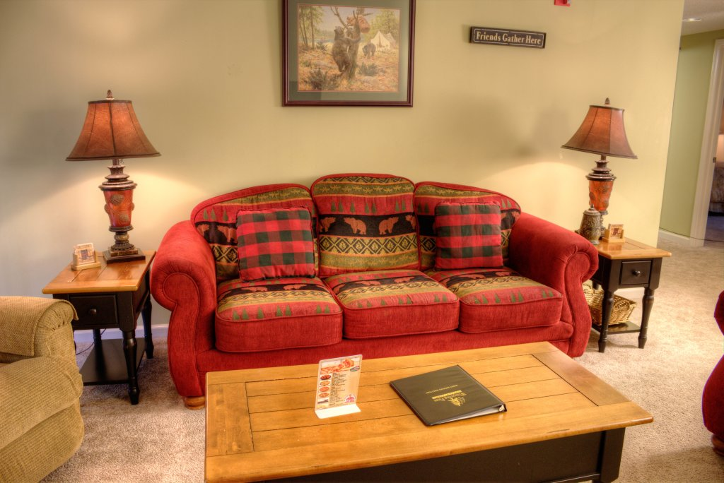 Photo of a Pigeon Forge Condo named Whispering Pines 334 - This is the second photo in the set.