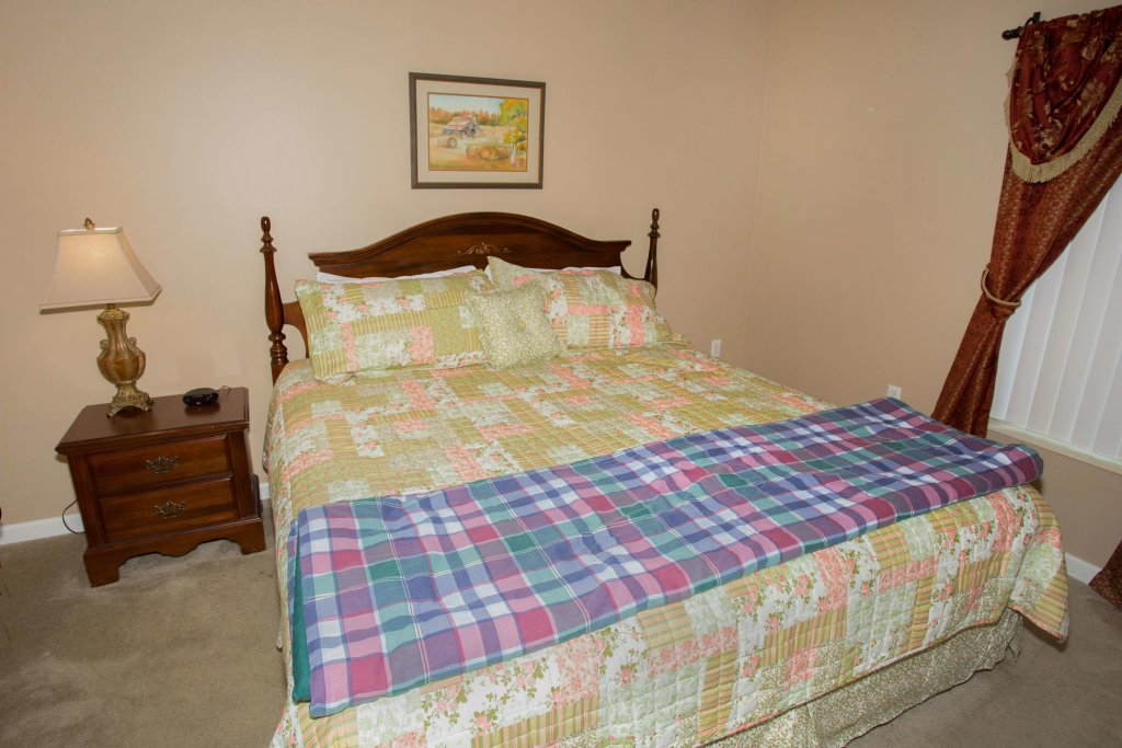 Photo of a Pigeon Forge Condo named Whispering Pines 211 - This is the ninth photo in the set.