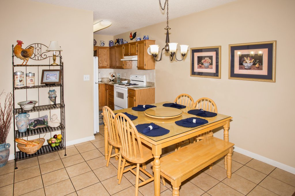 Photo of a Pigeon Forge Condo named Whispering Pines 104 - This is the second photo in the set.