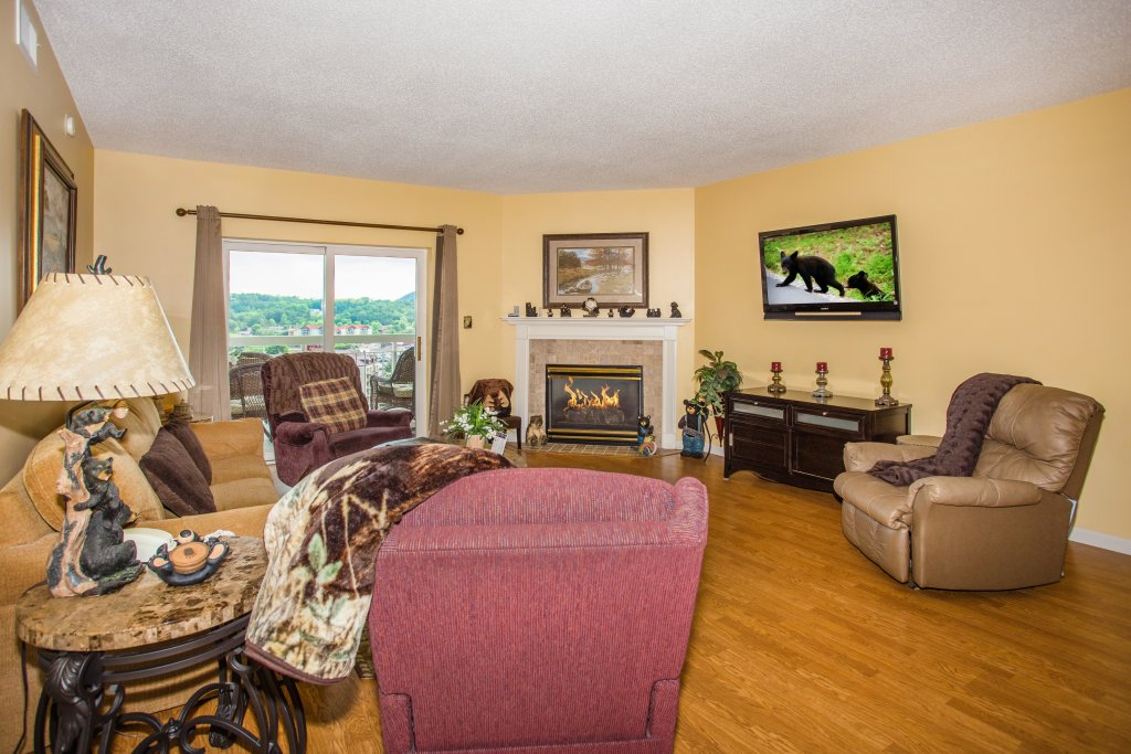 Photo of a Pigeon Forge Condo named Whispering Pines 242 - This is the first photo in the set.