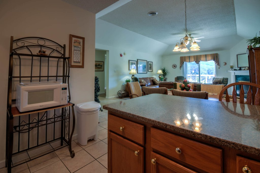 Photo of a Pigeon Forge Condo named Whispering Pines 654 - This is the twentieth photo in the set.