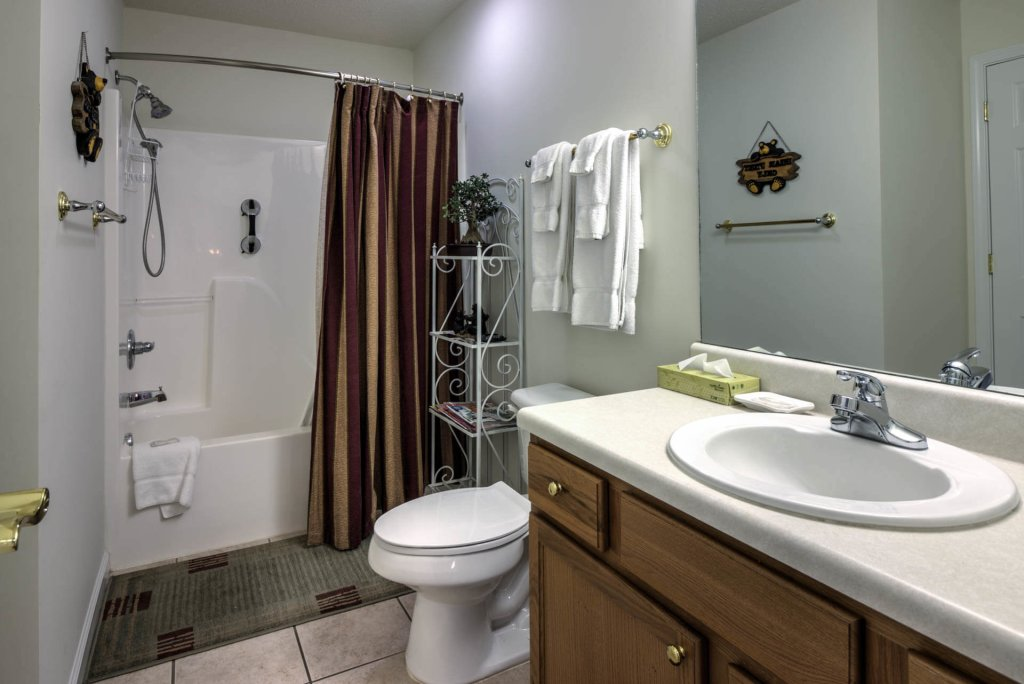 Photo of a Pigeon Forge Condo named Whispering Pines 654 - This is the twenty-second photo in the set.