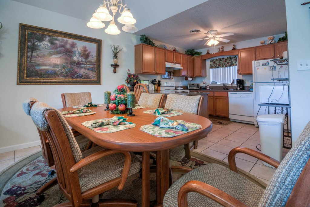 Photo of a Pigeon Forge Condo named Whispering Pines 654 - This is the nineteenth photo in the set.