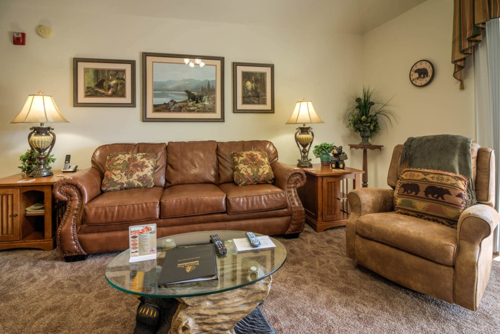 Photo of a Pigeon Forge Condo named Whispering Pines 654 - This is the fifth photo in the set.