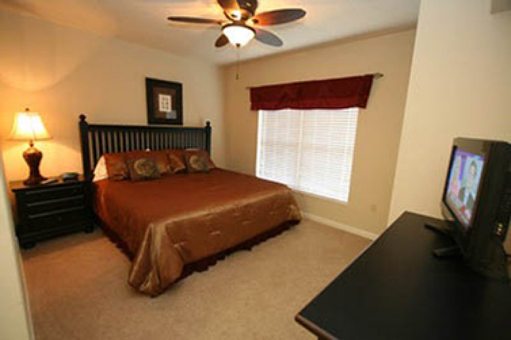 Photo of a Pigeon Forge Condo named Cedar Lodge 605 - This is the fourth photo in the set.