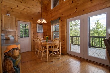 Rocky Top Jewel Cabin