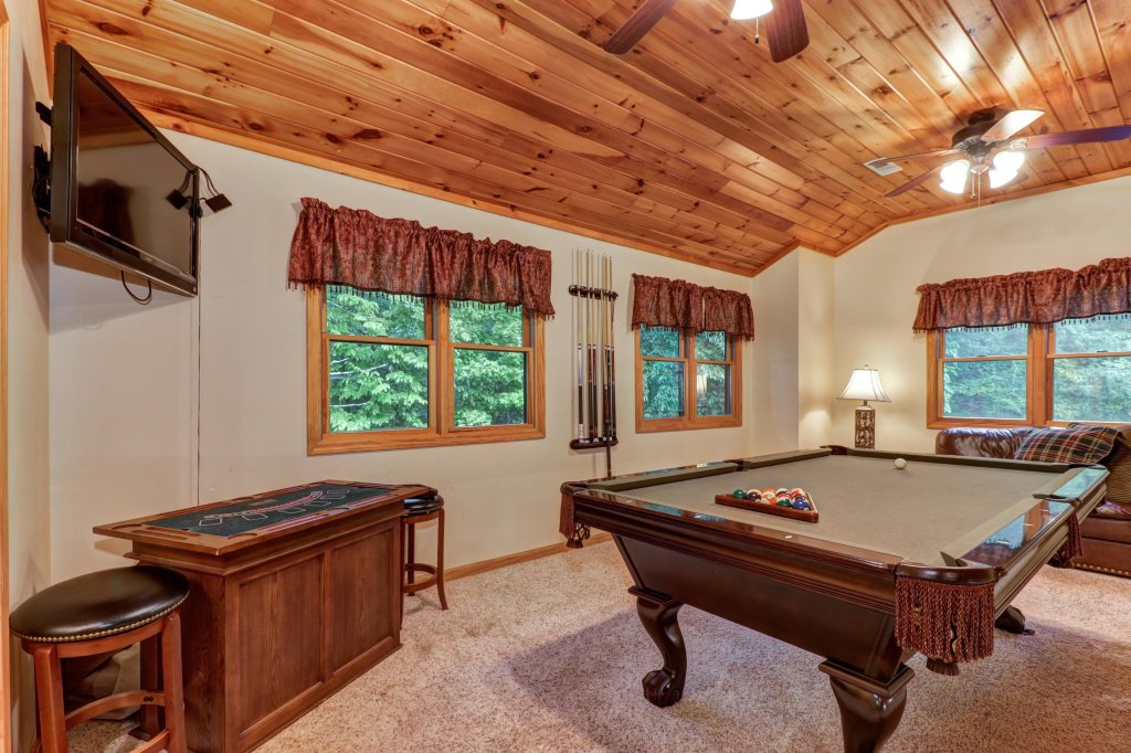 Photo of a Sevierville Cabin named Cabin Fever - This is the twelfth photo in the set.
