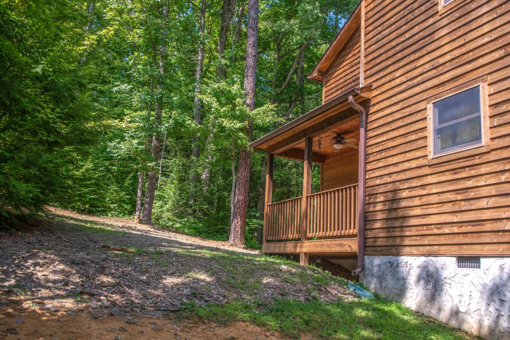 Photo of a Sevierville Cabin named Cabin Fever - This is the forty-third photo in the set.