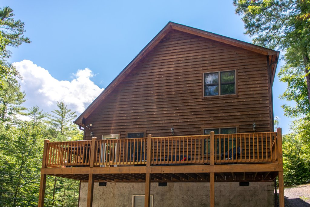 Photo of a Sevierville Cabin named Cabin Fever - This is the forty-first photo in the set.