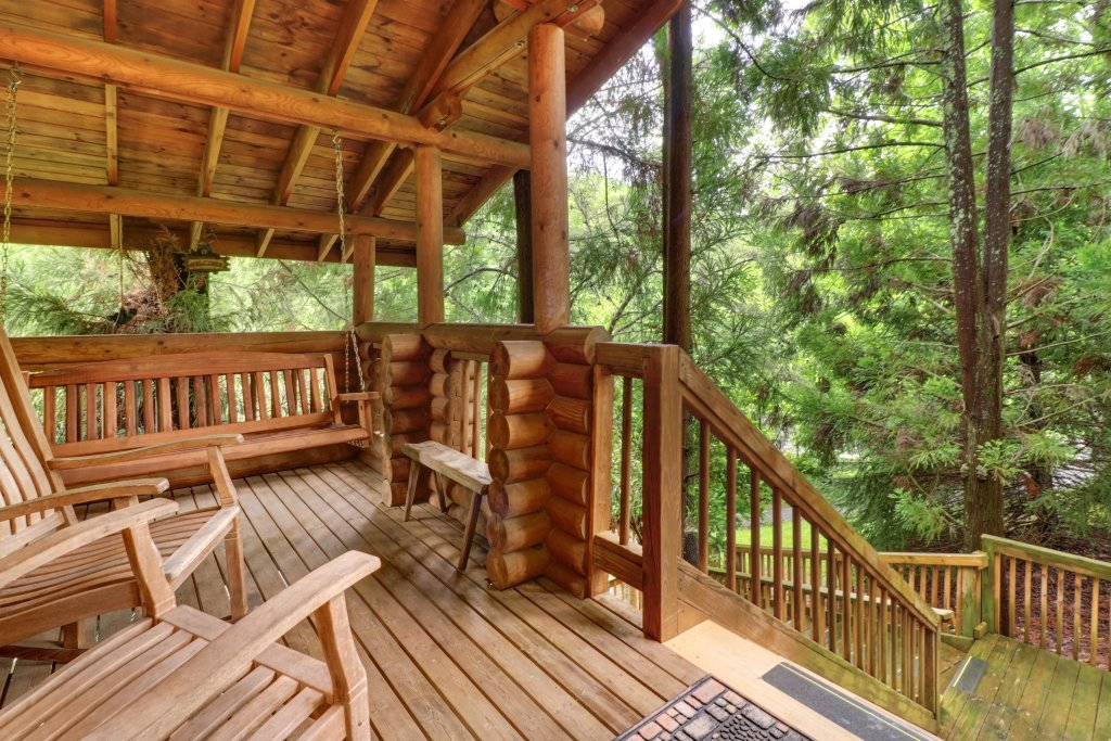 Photo of a Gatlinburg Cabin named Unforgettable Dreams - This is the ninth photo in the set.