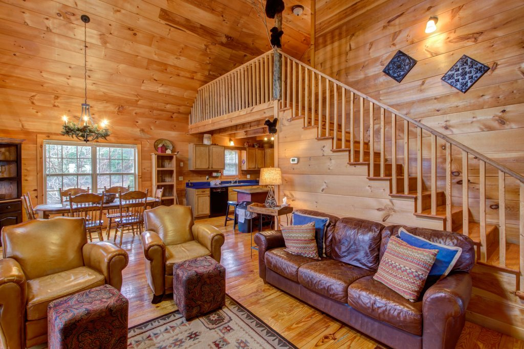 Photo of a Sevierville Cabin named Twin Cub Lodge Cabin - This is the sixteenth photo in the set.