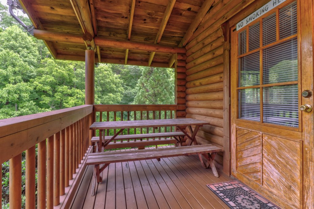 Photo of a Gatlinburg Cabin named Unforgettable Dreams - This is the tenth photo in the set.