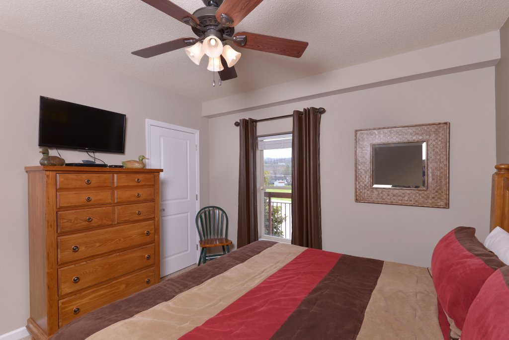 Photo of a Pigeon Forge Condo named Cedar Lodge 105 - This is the eighth photo in the set.